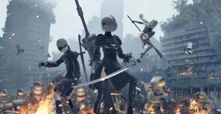 <em>NieR: Automata</em> y más juegos están en camino a PlayStation Now