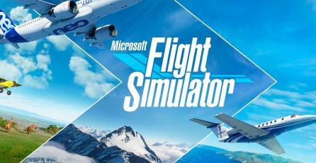 <em>Microsoft Flight Simulator</em>: hacen comparación de su juego online y offline