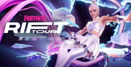 """Fortnite - Tráiler de Evento """"Rift Tour Featuring Ariana Grande"""""""
