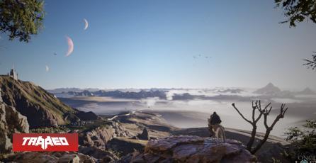 """Ex desarrolladores de The Elder Scrolls anuncian """"The Wayward Realms"""", un RPG """"colosal"""""""