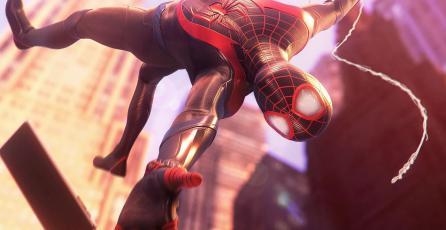 Jugadores de <em>Spider-Man: Miles Morales</em> acumulan 11,000 años de juego