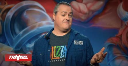Paridad: J. Allen Brack, deja la presidencia de Blizzard, y por primera vez en su historia la empresa será co-dirigida por una mujer