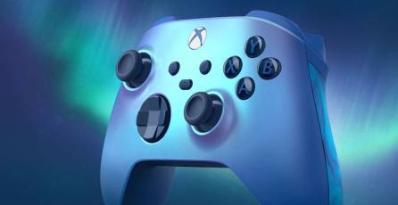 Así de increíble luce el nuevo y genial control Aqua Shift para Xbox