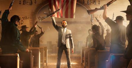 Gratis: podrás jugar <em>Far Cry 5</em> durante el próximo fin de semana