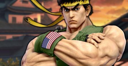 <em>Street Fighter</em>: Twitch añadió a Ryu y Guile a la lista de emotes globales