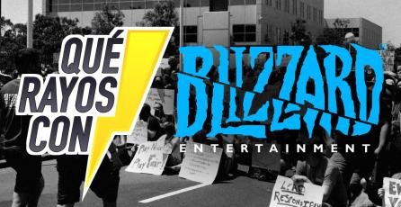 ¿Qué ocurre en Activision Blizzard?
