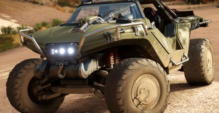 ¡Fantástico! Xbox revela un Warthog, vehículo insignia de <em>Halo</em>, de tamaño real