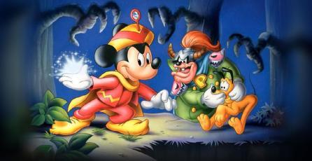 #ViernesRetro: <em>The Magical Quest - Starring Mickey Mouse</em>