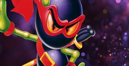 La mascota de los 90 Zool regresará reinventada con el juego <em>Zool Redimensioned</em>
