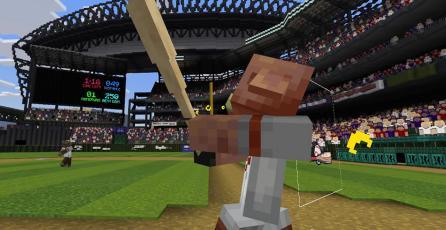 La emoción del béisbol llegó a <em>Minecraft</em> con este nuevo DLC