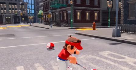 ¡Por fin! Llega un nuevo campo y personaje a <em>Mario Golf: Super Rush</em>