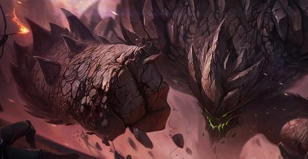 <em>League of Legends</em>: jugador ajusta 2 veces la trayectoria del Ulti de Malphite