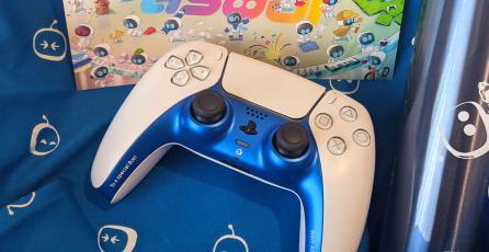 Estudio de <em>Astro's Playroom</em> regala un DualSense exclusivo a sus nuevos empleados