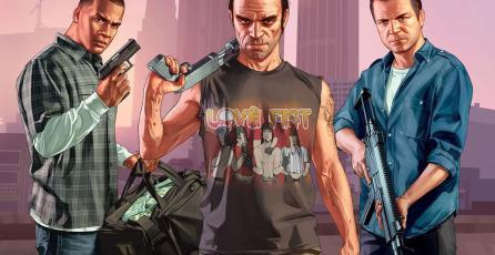 <em>Grand Theft Auto V</em> correrá a 4K y 60 fps en PlayStation 5, según Sony
