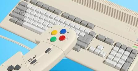 El Amiga 500 volverá con una versión mini y 25 clásicos precargados