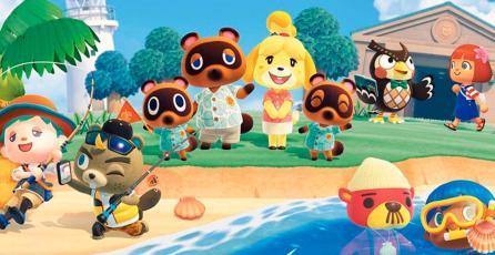 <em>Animal Crossing: New Horizons</em> recibe la actualización 1.11.1