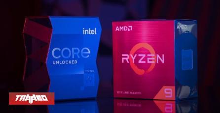 ¿Cambio de bando? AMD sería ahora el líder en ventas de CPU por sobre Intel