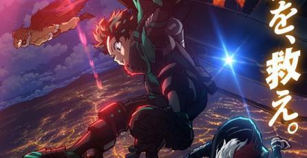 <em>My Hero Academia: World Heroes Mission</em> es un éxito en los cines japoneses