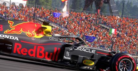 <em>F1 2021</em> y <em>Mario Kart 8 Deluxe</em> luchan por la cima en Reino Unido