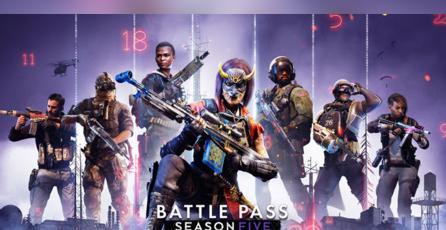<em>Call of Duty Warzone</em>: primeros detalles y recompensas del Pase de Batalla de la Temporada 5