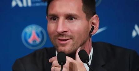 ¡El futuro es hoy! Messi da su primera entrevista exclusiva en Twitch tras llegar al PSG