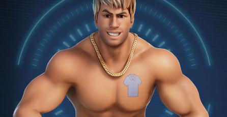 <em>Fortnite</em> recibió contenido de <em>Free Guy</em>, ¿cómo conseguir el skin de Rudo?