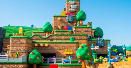 La torre de Goombas en Super Nintendo World se cayó y ya lo investigan