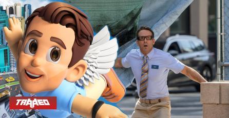 Free Guy es la película de videojuegos que siempre esperamos, y consagra a Ryan Reynolds en el gaming