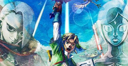 <em>Zelda: Skyward Sword HD</em> fue el juego más vendido de julio en EUA