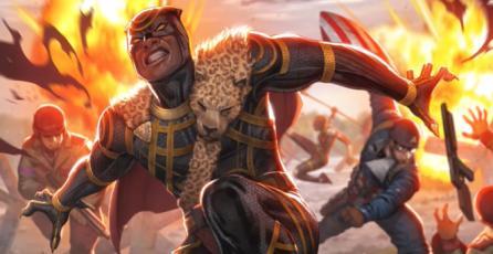 """Marvel's Avengers - Tráiler Animado de Expansión """"Road to Wakanda"""""""