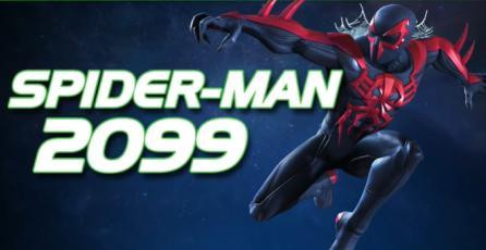 "Marvel Contest of Champions - Tráiler de Personaje ""Spider-Man 2099"""