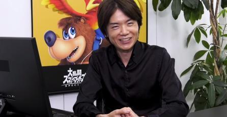 A Masahiro Sakurai no le gustan algunos memes que hacen de él