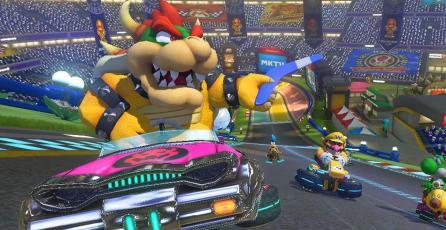 <em>Mario Kart 8 Deluxe</em> se lleva la bandera a cuadros en Reino Unido