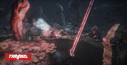 Lo necesito: Fanático crea mod para jugar Bloodborne en primera persona
