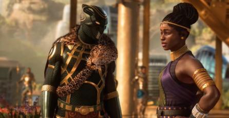 """Marvel's Avengers - Tráiler de Historia """"War for Wakanda """""""