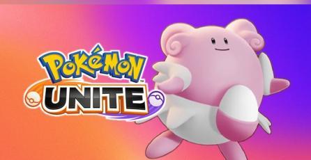 <em>Pokémon UNITE</em>: Blissey ya tiene fecha de salida