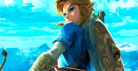 Fan logra terminar <em>Zelda: Breath of the Wild</em> en tiempo récord