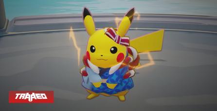 Pokémon UNITE ya está disponible en Android / iOS