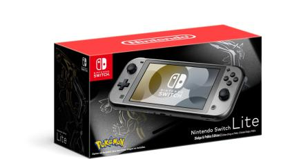 El nuevo Switch Lite de <em>Pokémon</em> está inspirado en una consola del pasado