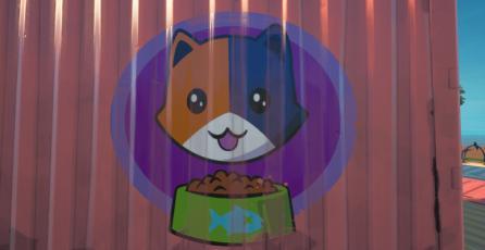 <em>Fortnite</em>: cómo recolectar las latas de comida para gatos