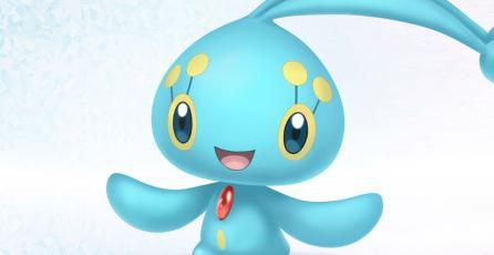 Podrás conseguir a Manaphy y Phione en <em>Pokemon Brilliant Diamond & Shining Pearl</em>