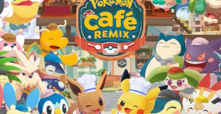 <em>Pokémon Café Mix</em> se renovará y cambiará de nombre