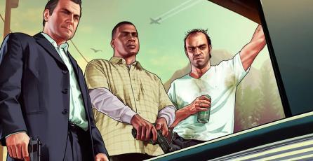 La escritora de <em>Tomb Raider</em> quedó decepcionada con <em>Grand Theft Auto V</em>