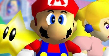 ¿Qué? Corren <em>Super Mario 64</em> en consolas Xbox gracias a un navegador