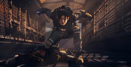 <em>Apex Legends</em>: Wraith secuestra a su compañero con un portal y lo salva de la muerte