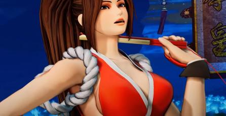 <em>The King of Fighters XV</em>: filtran la fecha de lanzamiento y nuevos personajes