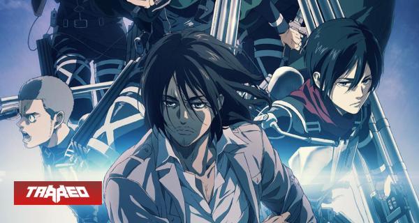 Shingeki no Kyojin: Temporada Final parte 2 se estrenará en enero de 2022