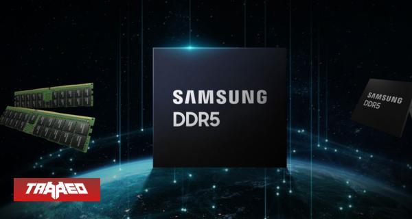 Samsung presentó memorias RAM de hasta 512 GB y más de 7200Mbps de transferencia