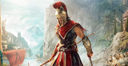 <em>Assassin's Creed Odyssey</em> por fin irá a 60 fps en PS5 y Xbox Series X/S