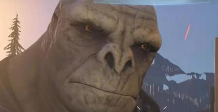 Craig el Brute, de <em>Halo Infinite</em>, apareció por sorpresa en pelea de la WWE